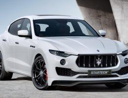 2017 Maserati LEVANTE By Brabus-StarTech