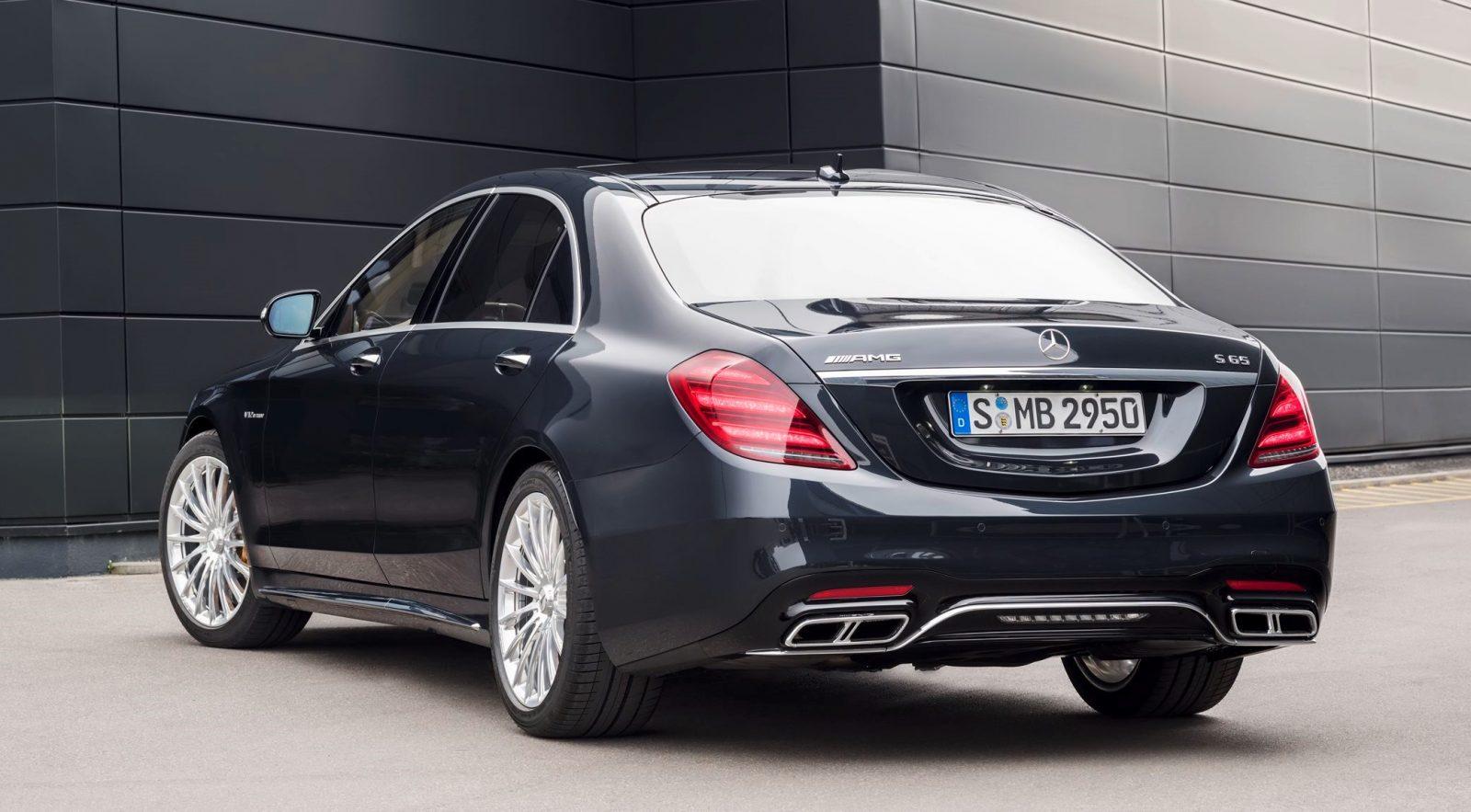 186mph 2018 mercedes amg s63 scores full drivetrain for Mercedes benz s680