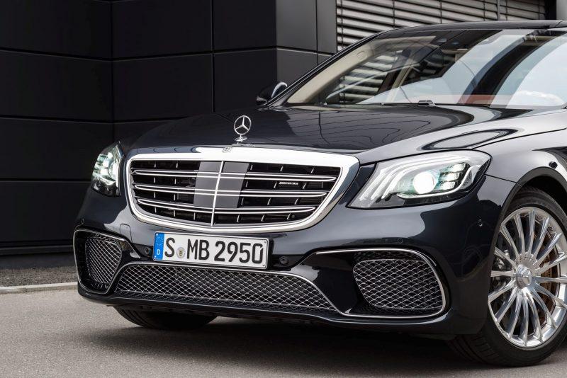 Interieur mercedes  3.4s, 186MPH 2018 Mercedes-AMG S63 Scores Full Drivetrain Makeover