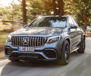 3 7s 2018 Mercedes Amg Glc63 S Ready To Stomp Macan