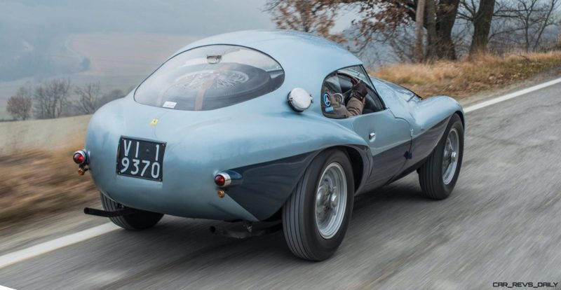 1950 Ferrari 166 MM 212 Export Uovo 17
