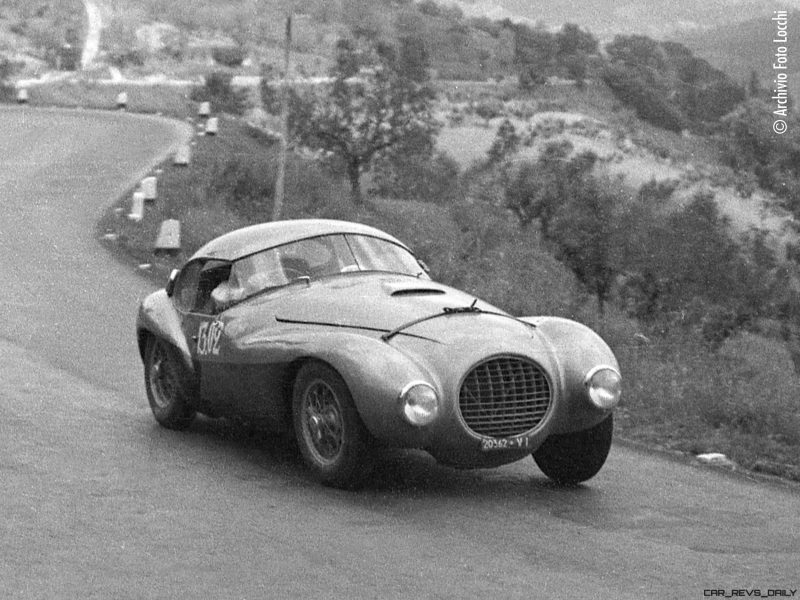 The Uovo as seen at the 1951 Coppa della Toscana