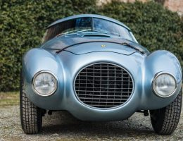"1950 Ferrari 166 MM/212 Export ""Uovo"" by Fontana – RM Monterey 2017"