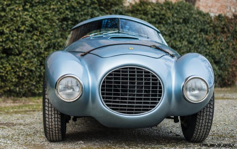 1950 Ferrari 166 MM 212 Export Uovo 8