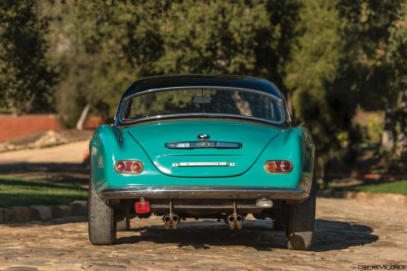 1957 BMW 507 Roadster Series I - RM Sotheby's Villa Erba 2017 10