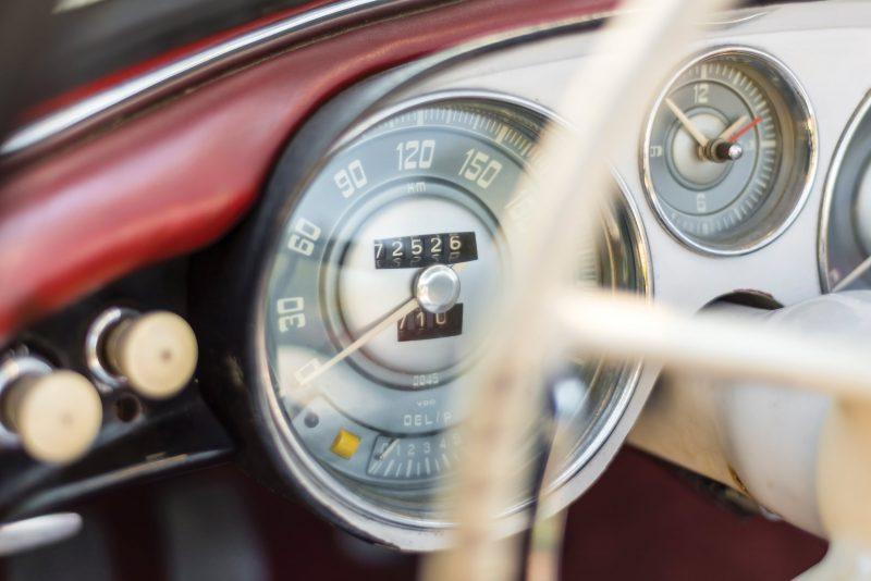 1957 BMW 507 Roadster Series I - RM Sotheby's Villa Erba 2017 14