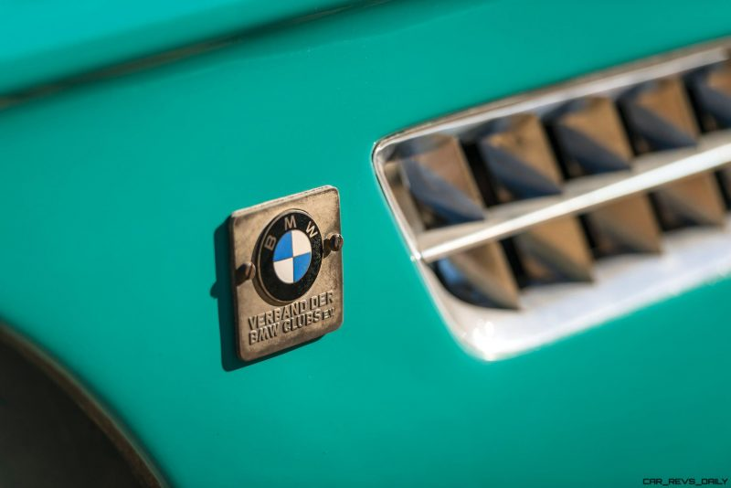 1957 BMW 507 Roadster Series I - RM Sotheby's Villa Erba 2017 18