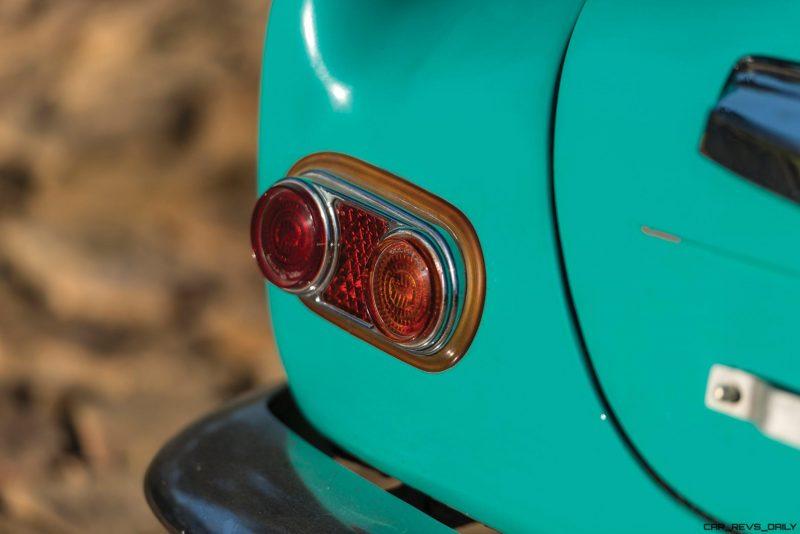 1957 BMW 507 Roadster Series I - RM Sotheby's Villa Erba 2017 19