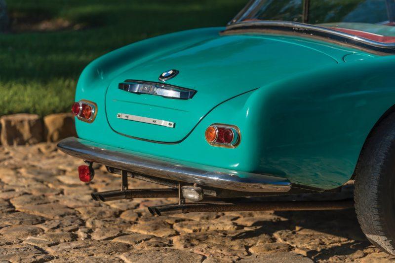 1957 BMW 507 Roadster Series I - RM Sotheby's Villa Erba 2017 20