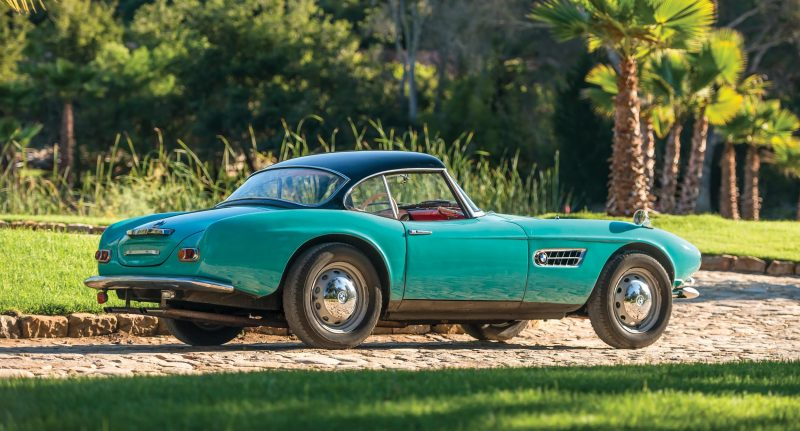1957 BMW 507 Roadster Series I - RM Sotheby's Villa Erba 2017 22