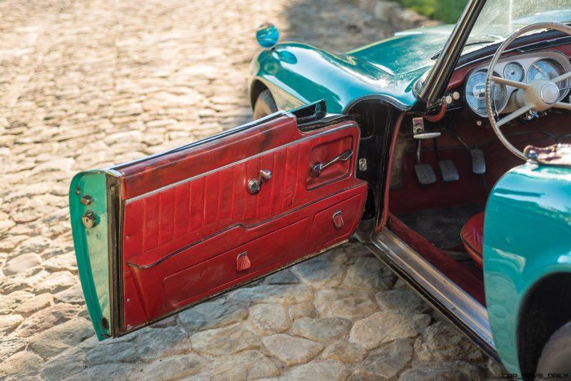 1957 BMW 507 Roadster Series I - RM Sotheby's Villa Erba 2017 31