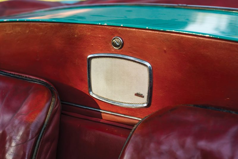 1957 BMW 507 Roadster Series I - RM Sotheby's Villa Erba 2017 32