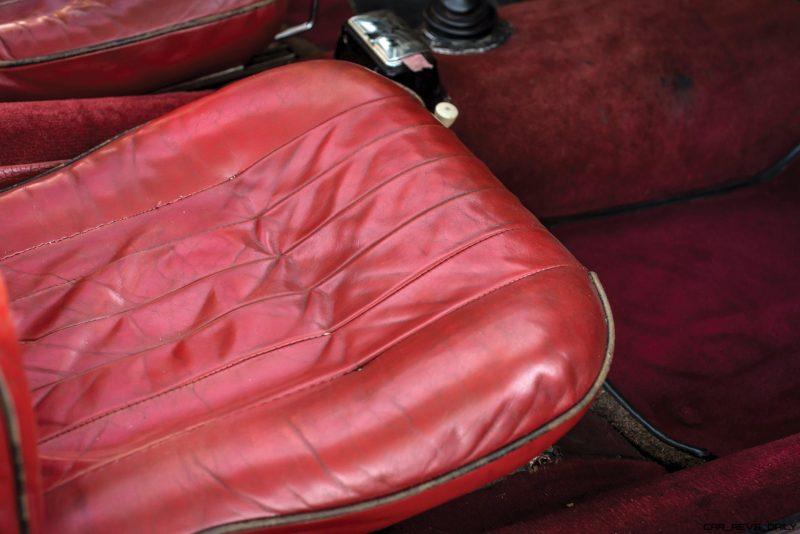 1957 BMW 507 Roadster Series I - RM Sotheby's Villa Erba 2017 38