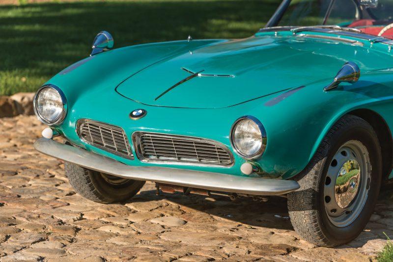 1957 BMW 507 Roadster Series I - RM Sotheby's Villa Erba 2017 8