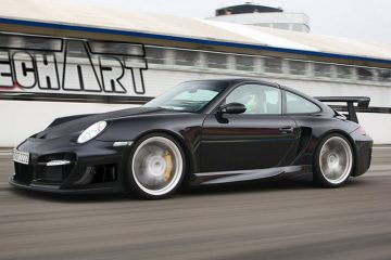Chronology: TECHART 30th Anniversary in 30 Perfect Porsches