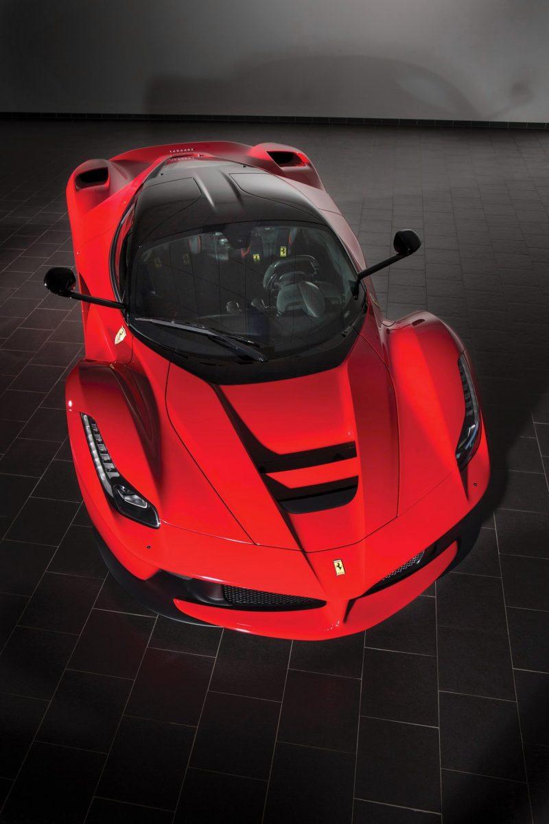 2014 Ferrari LaFerrari 19