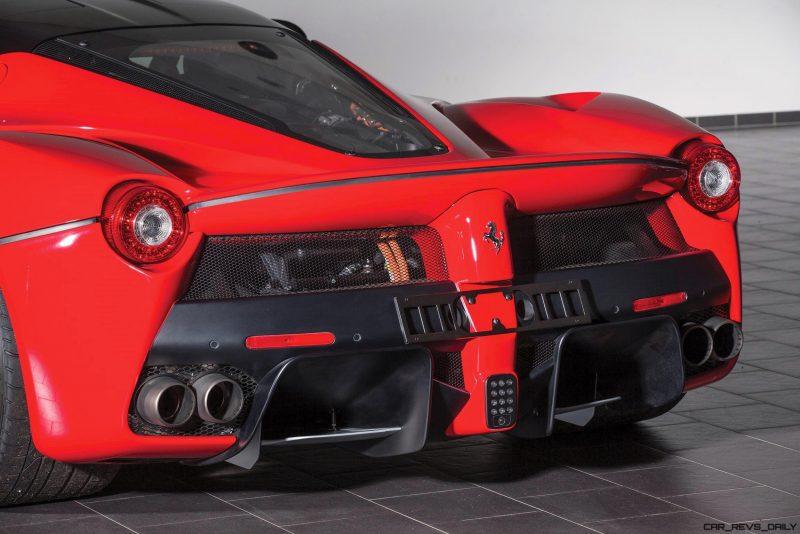 2014 Ferrari LaFerrari 21