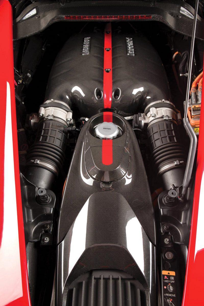 2014 Ferrari LaFerrari 3