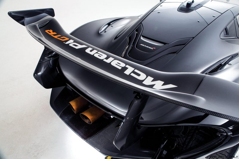 2016 McLaren P1 GTR 10