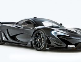 Road-Legal 2016 McLaren P1 GTR Heads to RM Villa Erba 2017 Auctions