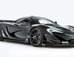 Road-Legal 2016 McLaren P1 GTR Heads to RM Villa Erba 2017 Auctions