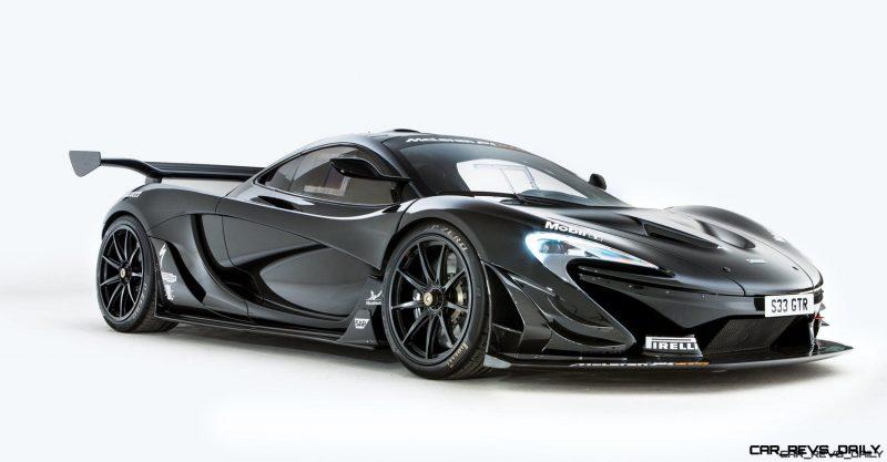 2016 McLaren P1 GTR 27