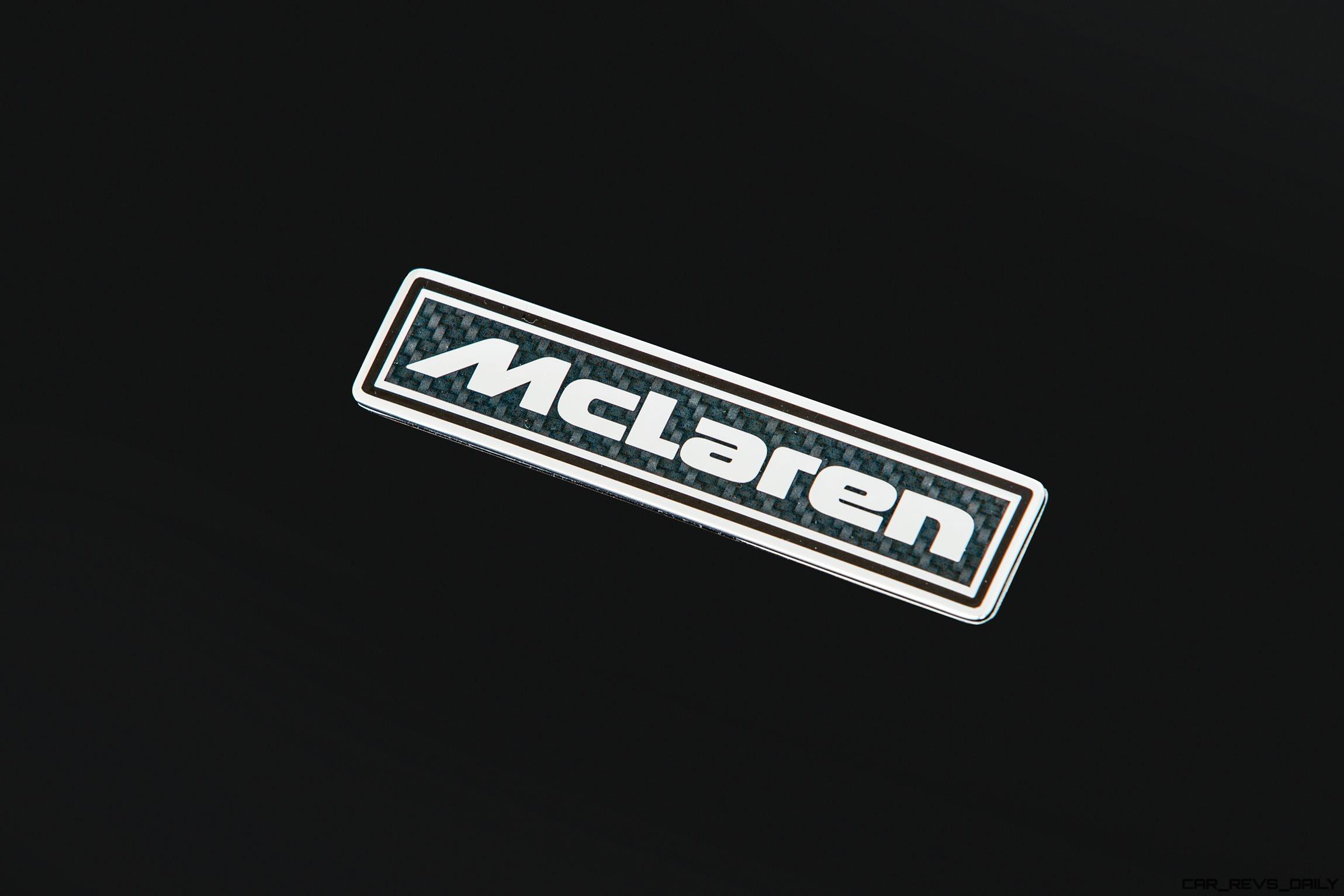 Mclaren P1 Gtr Logo >> 2016 Mclaren P1 Gtr 8