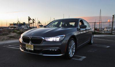 2017 BMW 740e 1