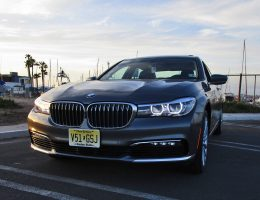 2017 BMW 740e xDrive – Road Test Review – By Ben Lewis