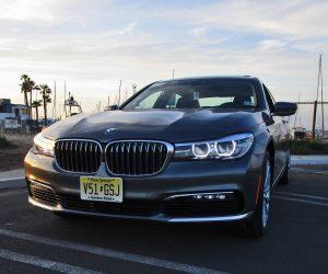2017 BMW 740e XDrive Road Test Review By Ben Lewis