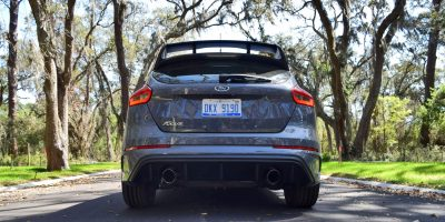 2017 FORD FOCUS RS Stealth Grey 17