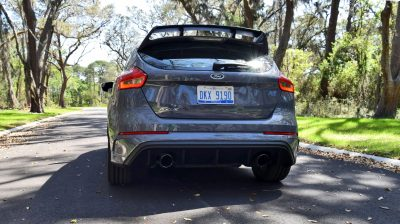 2017 FORD FOCUS RS Stealth Grey 18