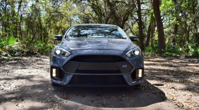 2017 FORD FOCUS RS Stealth Grey 21
