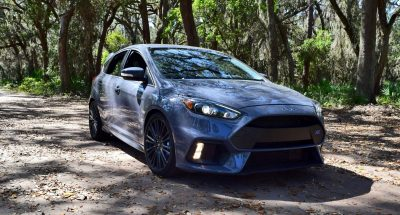 2017 FORD FOCUS RS Stealth Grey 24