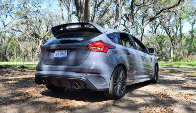 2017 FORD FOCUS RS Stealth Grey 27