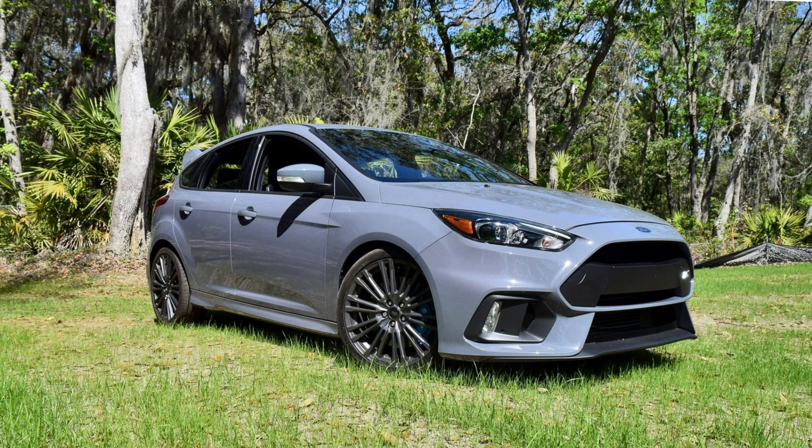 2017 Ford Focus RS - HD Road Test Review