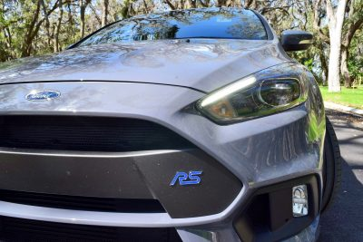2017 FORD FOCUS RS Stealth Grey 6