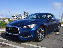 2017 INFINITI Q60 3.0t Premium – Road Test Review – By Ben Lewis