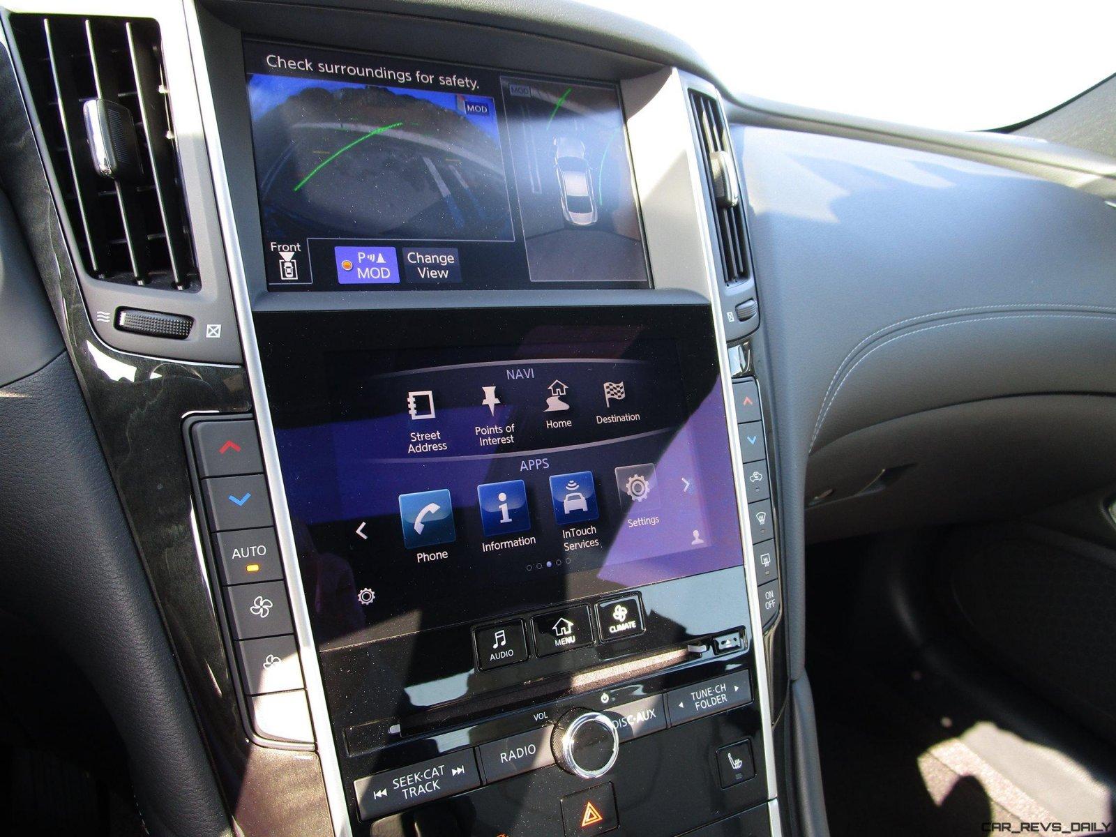 2017 Infiniti Q60 Premium Interior 9