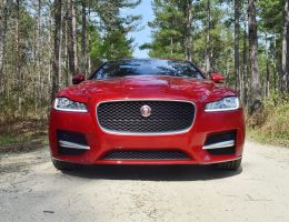 2017 Jaguar XF 35t AWD R-Sport – HD Road Test Review w/ 2 Videos