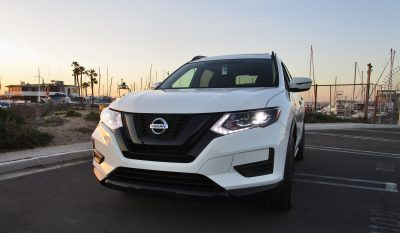 2017 Nissan ROGUE ONE Star Wars Edition 1