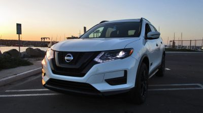 2017 Nissan ROGUE ONE Star Wars Edition 1a