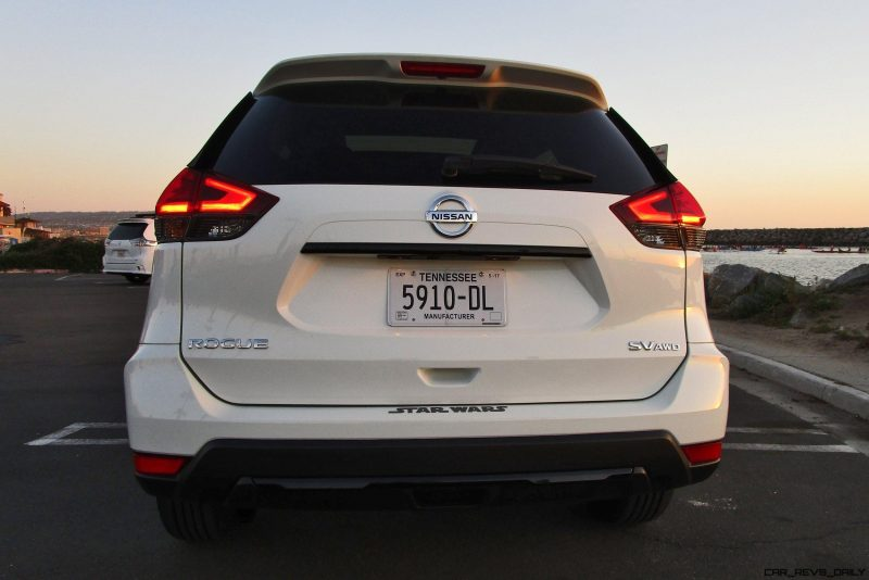 2017 Nissan ROGUE ONE Star Wars Edition 6