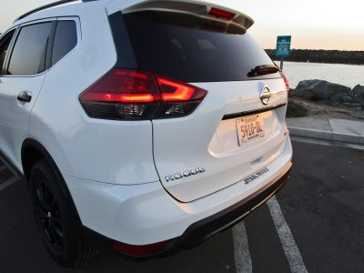 2017 Nissan Rogue One Star Wars Edition Review By Ben