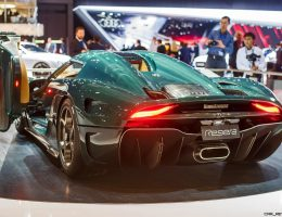 HyperGallery – 2017 KOENIGSEGG Regera in 33 New Photos