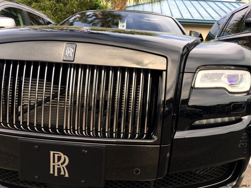 2017 Rolls-Royce Black Badge GHOST II 18