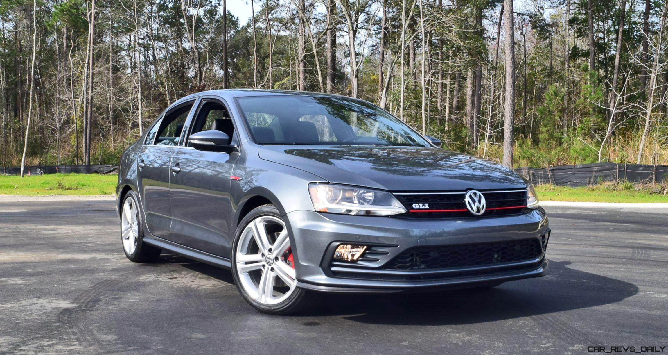 2017 Vw Jetta Gli Dsg Automatic Hd Road Test Review 16