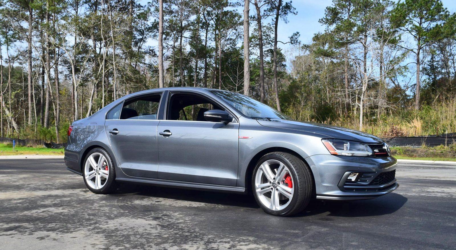 2017 Vw Jetta >> 2017 VW Jetta GLI DSG Automatic - HD Road Test Review