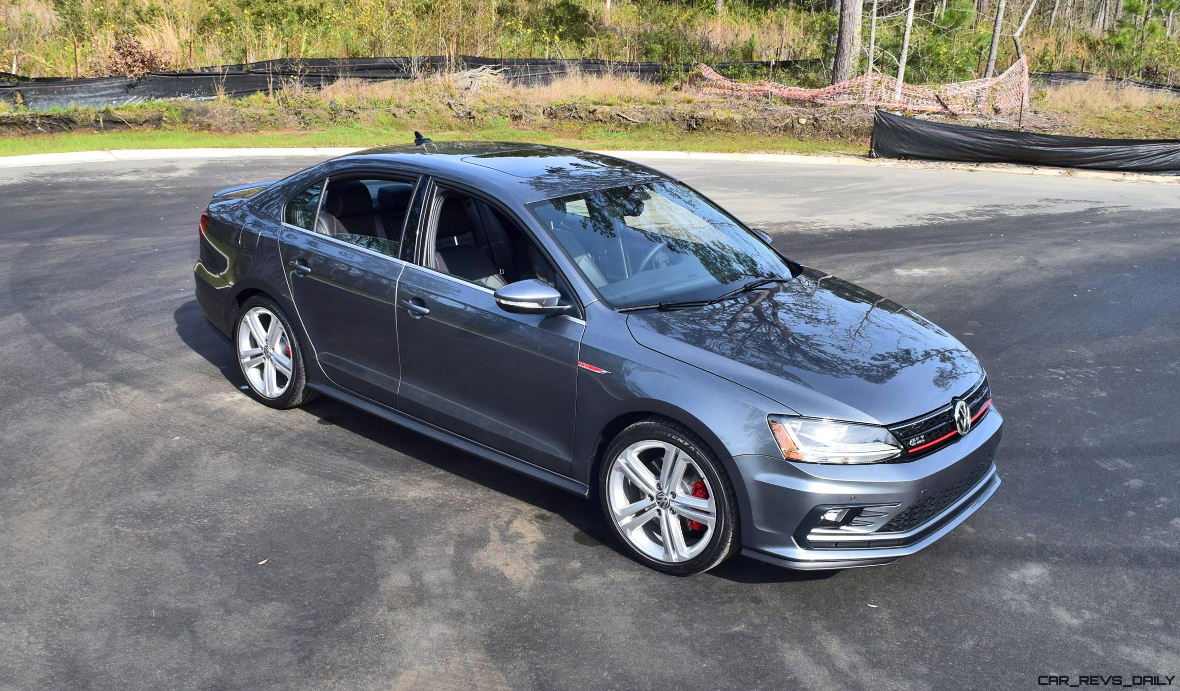 2017 VW Jetta GLI DSG Automatic - HD Road Test Review