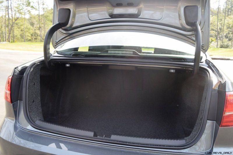 2017 VW Jetta GLI Interior 2